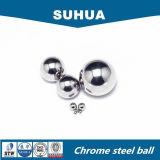 1/4 do '' de esfera do rolamento de esferas do aço cromo