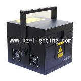 lumière laser programmable de la couleur 5W multi