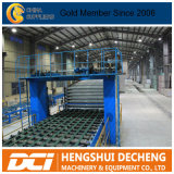 Panneau de plafond de gypse de la Chine faisant des machines (type de gas/pétrole/charbon)
