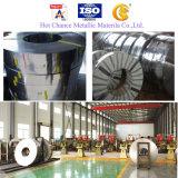 Bande et bobine de l'acier inoxydable SUS201/304/316/430