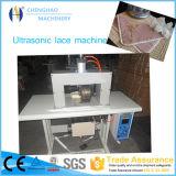 China maakte tot 200mm Machine van het Kant van 8 Duim de Ultrasone voor Masker/Chirurgische Doek/Niet-geweven Zak