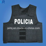 Armadura de pouco peso da veste da prova da bala para a agência policial