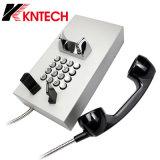 Knzd-05 Metro Interior ou Exterior de emergência com o monofone do telefone