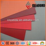 Bobine en aluminium enduite d'une première couche de peinture de finition normale d'Ideabond (AE-37A)