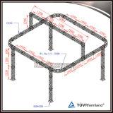 Soporte para expositores de 4 pilares, Mini truss de aluminio