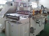 Rollo de papel máquina troqueladora