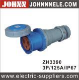 Bester verkaufenIP67 3p 125A industrieller Verbinder