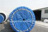 Courroie transporteuse en caoutchouc Nylon / Polyester Ep Core