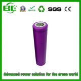 Pack batterie 2400mAh de SANYO 16650 pour les machines à enseigner avec le prix concurrentiel