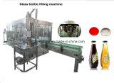 Линия оборудования полностью готовый напитка фруктового сока проекта разливая по бутылкам заполняя