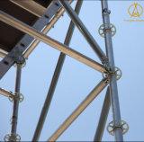 صاحب مصنع فولاذ بناء حلق تعقّب هويس سقالة