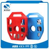 Ajustável fixar cintas plásticas do fechamento do fecho de correr