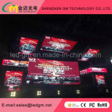 Grandi attività di cerimonia nuziale, video visualizzazione dell'interno di P3.91 LED per la fase