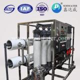 Impianto di per il trattamento dell'acqua industriale di RO/UF