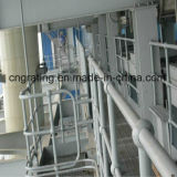 Pasamano galvanizado caliente de la te de Haoyuan para el uso de la fábrica