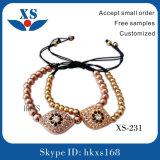 Form-Frauen-Armbänder mit kundenspezifischem Firmenzeichen