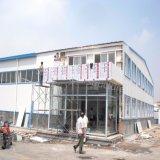 Proyecto del almacén de la logística de la estructura de acero para la venta