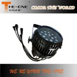 18*10W RGBW piscina IP65 Fase LED PAR