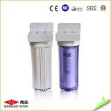 Eine Stadium RO-Wasser-Reinigungsapparat-Ultrafiltration-Filter-Gegenoberseite aussondern