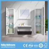 새로운 LED 라이트 터치 스위치 High-Gloss 페인트 MDF 가구 목욕탕 내각 (B796D)