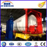 de Container van de Gashouder 20feet 22tons Tetrafluoroethane met ISO ASME BV Csc