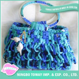 Designer main tricoter Fashion femmes gros sacs à main