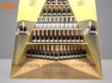 Présentoir acrylique promotionnel d'étage de présentoir pour le supermarché