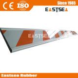 Panel Portable blanc et orange PVC sécurité routière Barrière