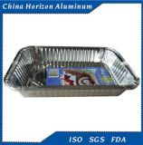 Поднос алюминиевой фольги домочадца сплава 8011-O 70micron