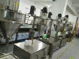 Vaso Jarra completamente automático de llenado de polvo de la limitación de la máquina de etiquetado