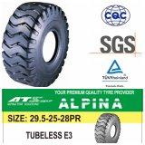 Neumático 17.5-25, 20.5-25, 23.5-25, 26.5-25 de OTR