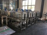 Хорошее соотношение цена автоматическая круглые бутылки термоусадочная машина маркировки