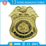 Goldmetallabzeichen mit Ihrem Firmenzeichen