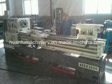 Máquina de torno horizontal para processamento de aço