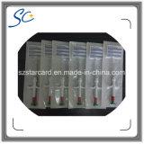 Microchips RFID inyectables con jeringas estériles