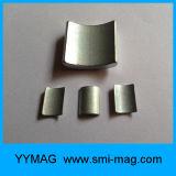Qualitäts-Lichtbogen-Neodym-Magnet für Motor und Generator