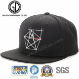 бейсбольная кепка шлема Snapback эры Brim нового способа 100%Acrylic плоская