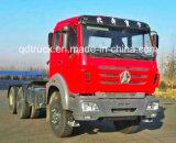 Camion della testa del trattore della STELLA di POTERE di BEIBEN 6x4/6x6