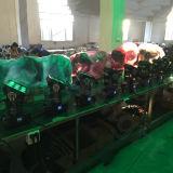 9PCS 10W Mini LED Moving Head Équipement d'éclairage de scène