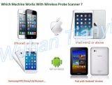 Máquina portátil Android do ultra-som do Ios de Apple da fonte do fabricante