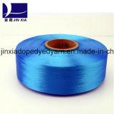 Filato di poliestere tinto stimolante del filamento 100d/48f di FDY
