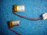 Batterie rechargeable Li-Polymer Battery 4.8X12X20mm 80mAh 3.7V avec PCM et fils