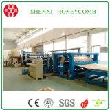 Maquinaria elevada do favo de mel do papel da automatização