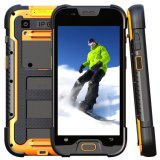 5 pouces 4G Lte IP68 raboteux imperméabilisent Smartphone avec de la mémoire 2+16GB et l'appareil-photo de MP 5+13 et la torche de DEL
