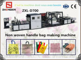 Sac réutilisable non tissé Full-Auto Making Machine Prix (ZXL-D700)