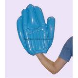 Mano inflable modificada para requisitos particulares de la aclamación en material del PVC