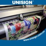 Muy bien acogida en el exterior vallas publicitarias de gran formato flexible de PVC Material Banner