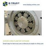 Beste planetarische Extruder-Maschine für Belüftung-Blatt in China