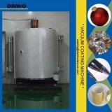 Máquina plástica vertical de la vacuometalización de la evaporación