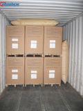 Le valvole di ammissione veloci nere per il pagliolo gonfiabile dell'aria di carta insacca la consegna del materiale da costruzione